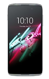 Alcatel One Touch Idol 3 (4.7) Smartphone, Dual SIM, Grigio Scuro [Italia]