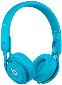 Beats by Dr. Dre Mixr Cuffie On-Ear, Azzurro