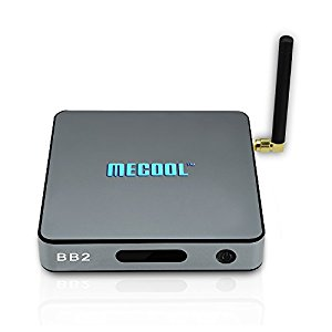 docooler MECOOL BB2 Smart Box Android 6.0 TV S912 Octa-Core 64bit 2GB / 16GB VP9 UHD 4K Mini PC 2.4G e 5G Wi-Fi Airplay Miracast DLNA Bluetooth 4.0 Media Player