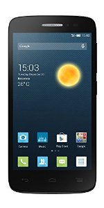Alcatel One Touch Pop 2 Smartphone, 8 GB, Nero [Italia]
