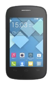 Alcatel One Touch Pop C1 Smartphone, Dual SIM, 4 GB, Nero [Italia]