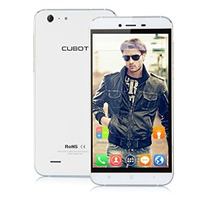 Cubot X10 Smartphone Android 4.4 MTK6592 impermeabile IP65 Mali-450mp4 Octa core 5.5