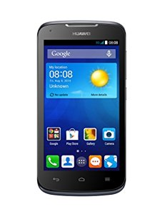 Huawei Ascend Y540 Smartphone, Display da 4.5 Pollici, 4 GB, Nero