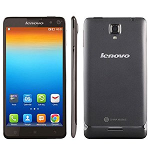 Lenovo S8 S898T+ SIM Free Smartphone MTK6592 Octa Core RAM 2GB ROM 16GB 5.3 Inch Android 4.2 IPS Screen 1280x720 13MP GSM Network(grigio)