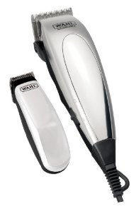 Wahl 79305-1316 Wahl Deluxe HomePro Tagliacapelli, Chrome/Silver