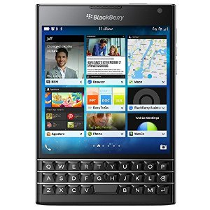 BlackBerry Passport 32GB 4G Nero