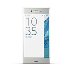 Sony Xperia XZ Single SIM 4G 32GB Platinum - smartphones (13.2 cm (5.2