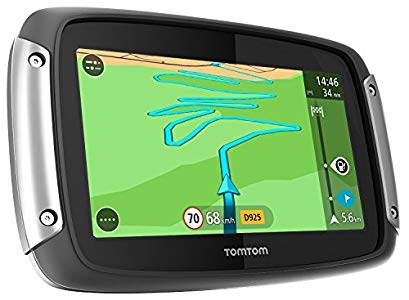 TomTom Rider 400 - Navigators (Internal, All Europe, 10.9 cm (4.3