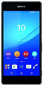 Sony Xperia Z3+ Smartphone, Display 5,2 Pollici FHD, Octa-Core Processore, 32 GB Memoria, 20.7 MP Fotocamera, Android 5.0, Nero [Germania]
