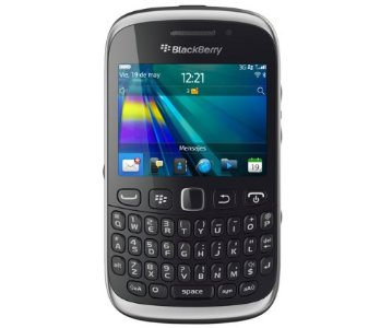 BlackBerry Curve 9320  Display 2.44 Pollici, Colore Nero